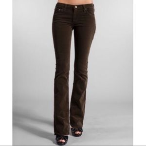 Ag Adriano Goldschmied pants the angel corduroy 25